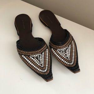 Bottega Veneta Slip On Sandal